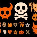 "Halloween Font ""Evilz"""
