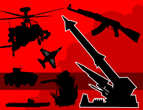 Military Vector Graphics