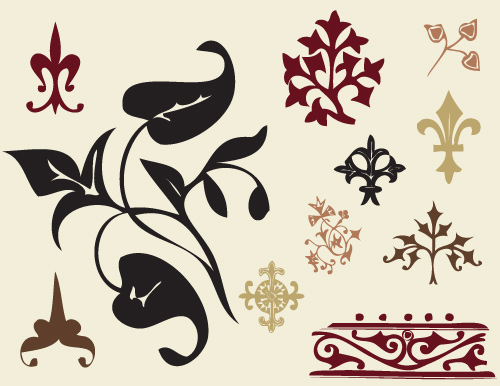 Ornate Vector Graphics
