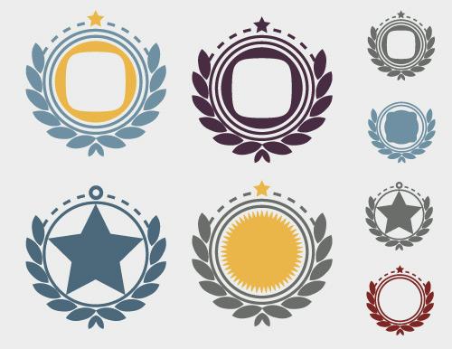 seals-vector-ornaments