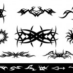 Tribal Tattoo Graphics