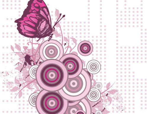 download free vector illustration butterfly