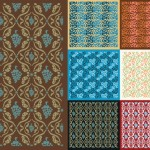 free vector wallpaper patterns