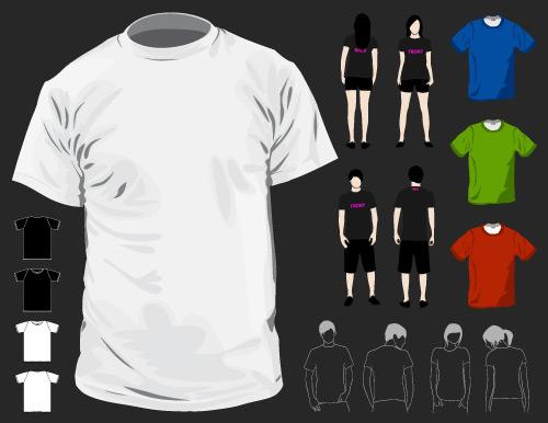 Blank Tshirt Graphics