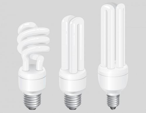 Compact Flourescent Lamp - CFL Bulbs