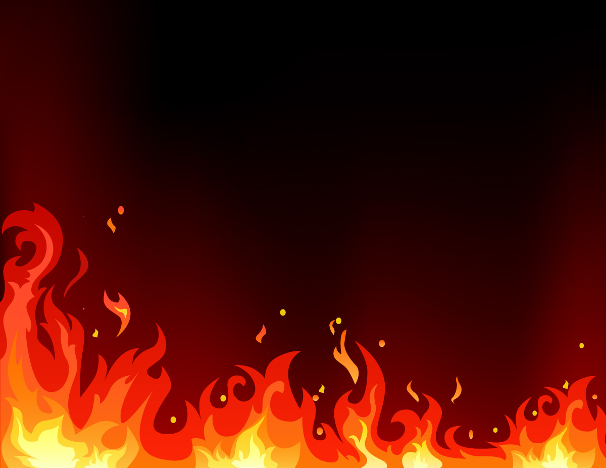 Fire Vector Graphics