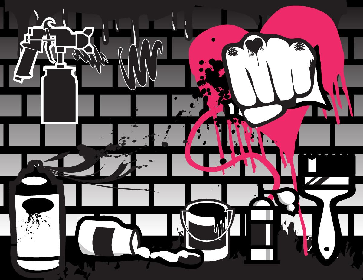 Graffiti Art Supplies