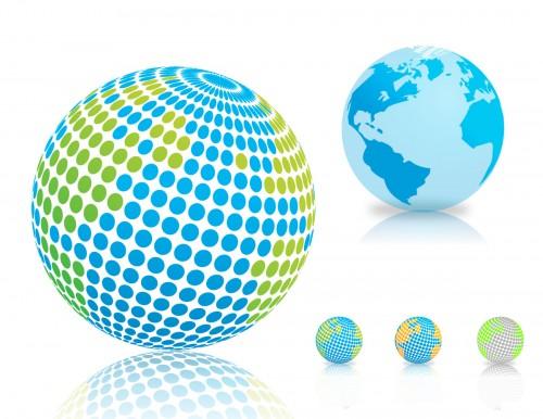world-globe-vector