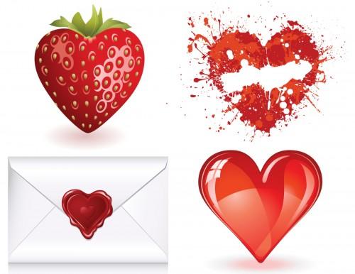 glossy-valentine-hearts