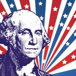 President's Day Vector Background